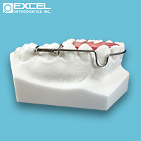 Type 834 - Wrap Around Soldered Labial Arch